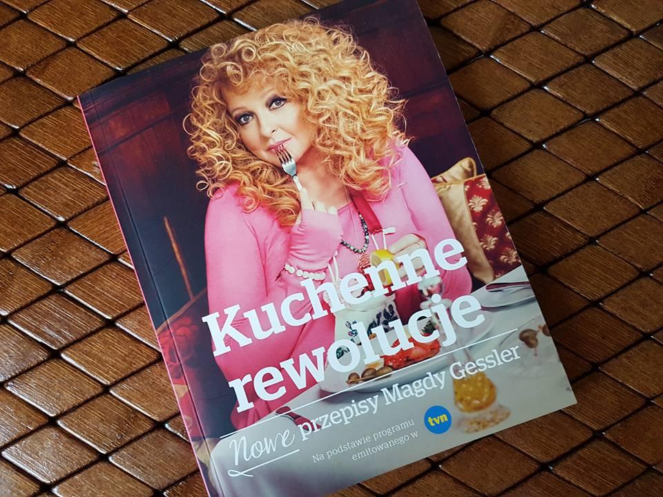 Recenzja Książki Kuchenne Rewolucje Nowe Przepisy Magdy